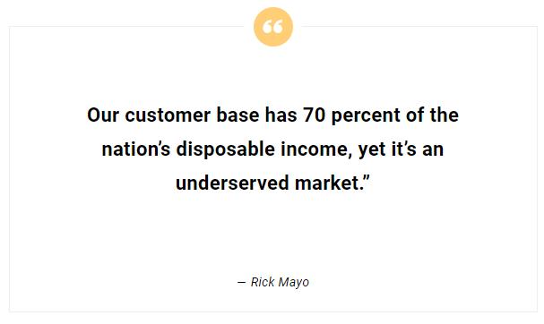 Rick Mayo Alloy quote
